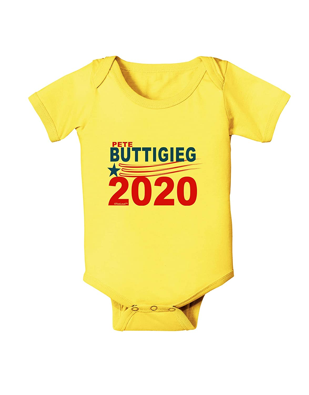 TooLoud Pete Buttigieg 2020 President Baby Romper Bodysuit