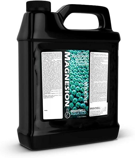 Brightwell Aquatics Magnesion - Concentrated Magnesium Supplement for Marine Fish Aquariums