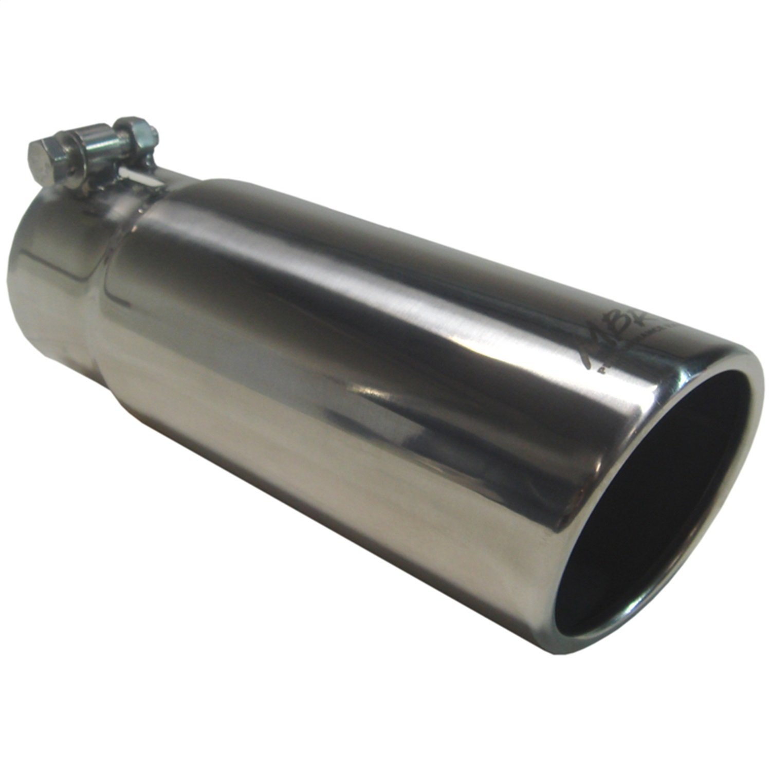 MBRP T5115 3 1/2' O.D. Angled Rolled Exhaust Tip (T304) MBRP Exhaust