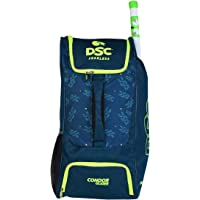 DSC Condor Glider Polyester Cricket Kit Bag (Green)