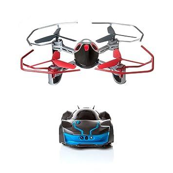 Wow Wee Coche y Drone (0442): Amazon.es: Juguetes y juegos