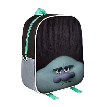 Original 3D Trolls Backpack, Official Licensed Trolls | DreamWorks Backpack  Branch 3D