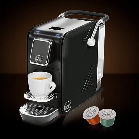 Macchina Da Caffè Alex Capacità 0 75 Litri Potenza 1 400 Watt Colore Nero Ricondizionato Amazon It Casa E Cucina