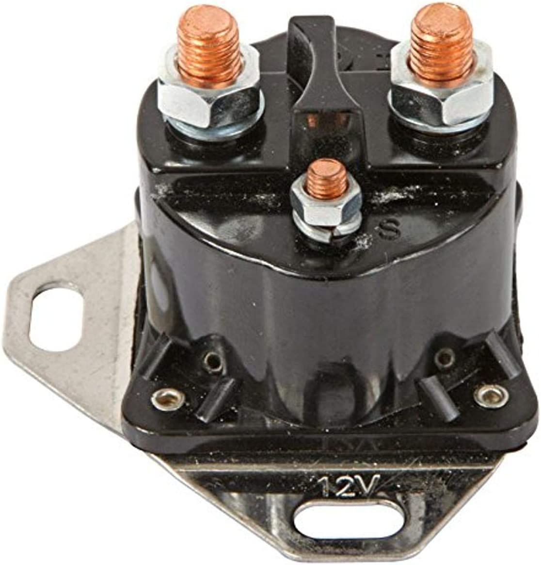 DB Electrical SMR6006 OMC Marine Solenoid Compatible with/Replacement for985063, 18-5812, 18-5813, SAZ4201DDY