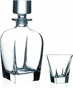 Lorren Home Trends RCR Fusion Whiskey Set, 7-Piece