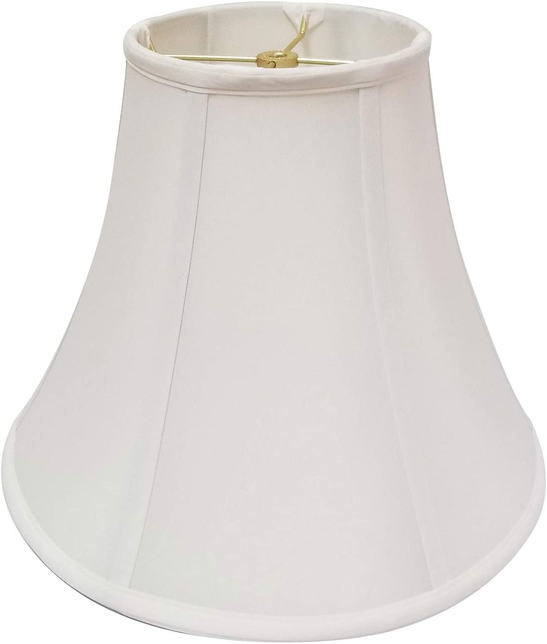 Royal Designs True Bell Basic Lamp Shade White 6 5 X 12 X 10 5 Amazon Com