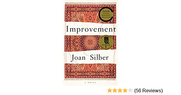 Improvement a novel kindle edition by joan silber literature improvement a novel kindle edition by joan silber literature fiction kindle ebooks amazon fandeluxe Images