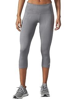 0bae8593e732 Amazon.com  adidas Performance Women s Techfit Capri Tights  Sports ...