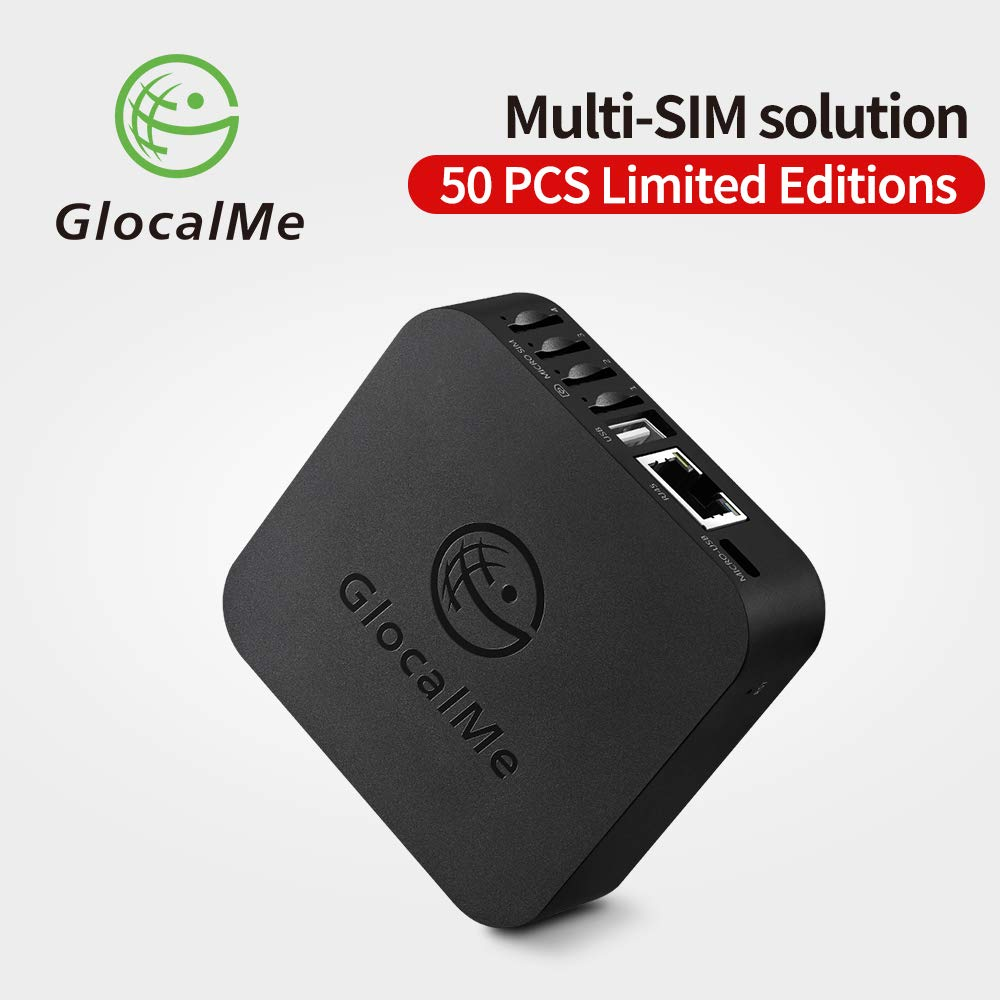 Glocalme Simbox, administrador de varias tarjetas SIM ...