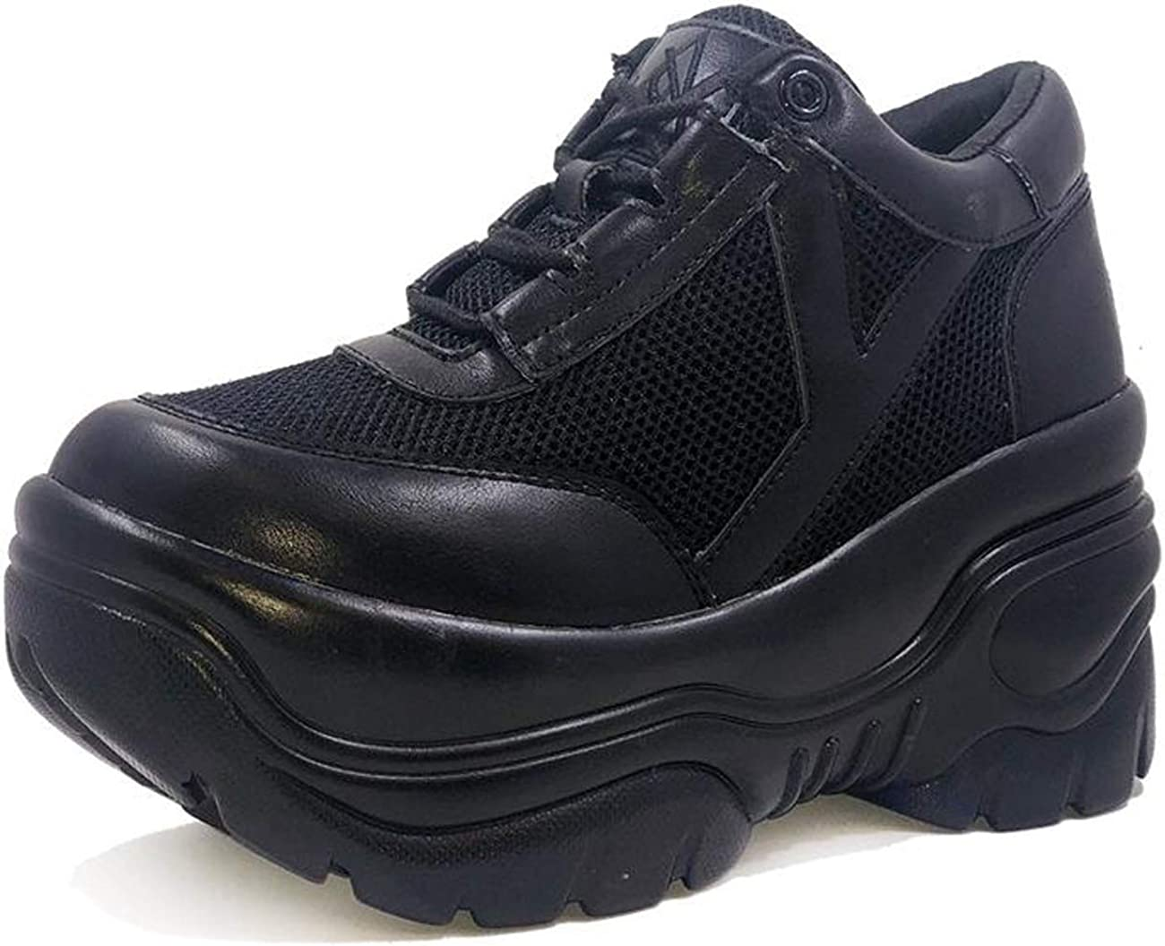 Y.R.U. YRU Matrixx Black Platform