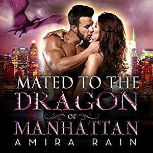 Mated to the Dragon of Manhattan Audiobook