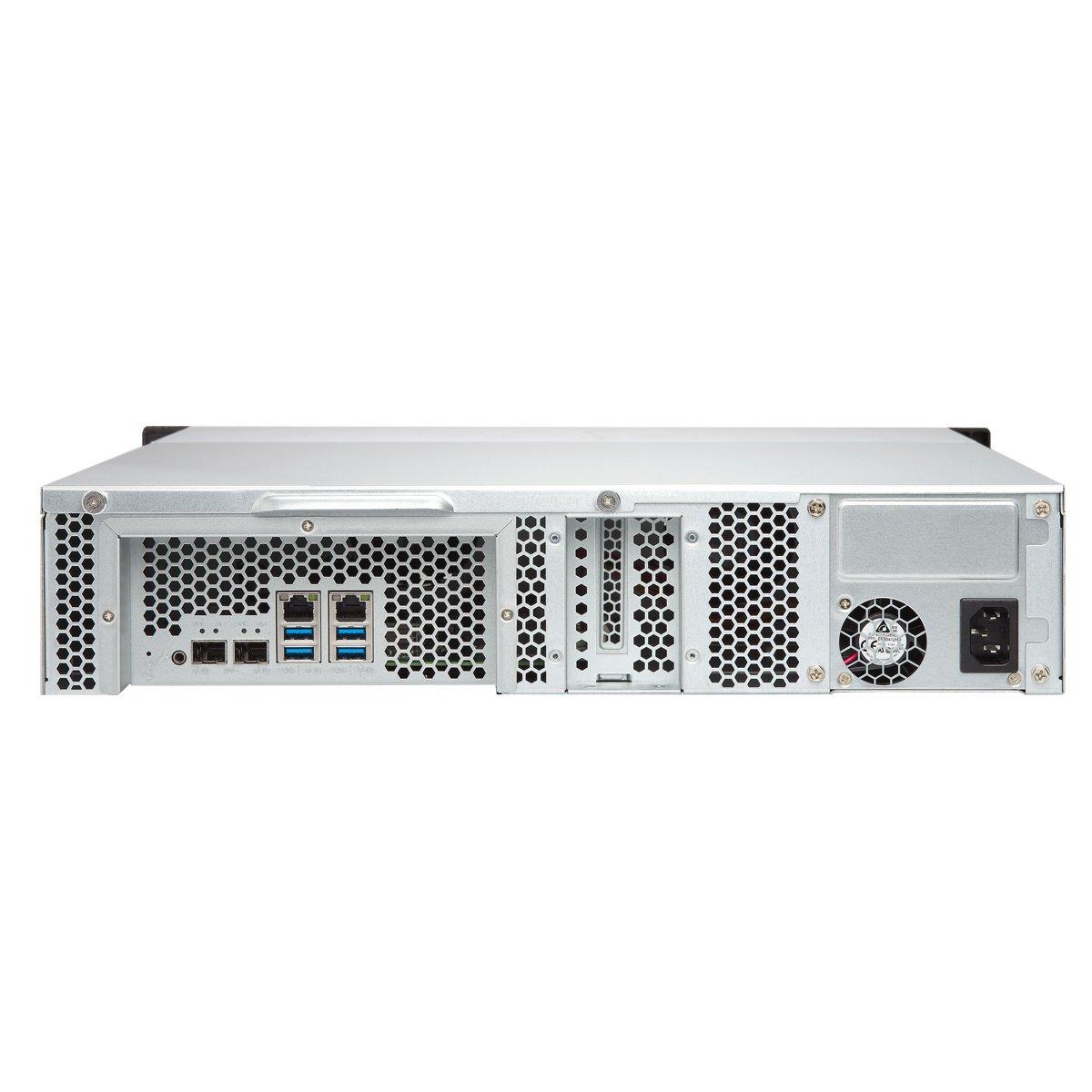 Qnap TS-831XU-4G-US 8-Bay ARM-based 10G NAS, Quad Core 1.7GHz, 4GB DDR3 RAM, 2 x 10GbE SFP+, 2 x GbE, Single Power Supply by QNAP (Image #4)
