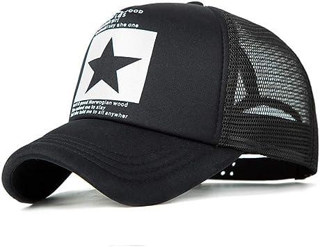 Yosrab Patrón de Cinco Estrellas Gorras Hombres Gorra de béisbol ...