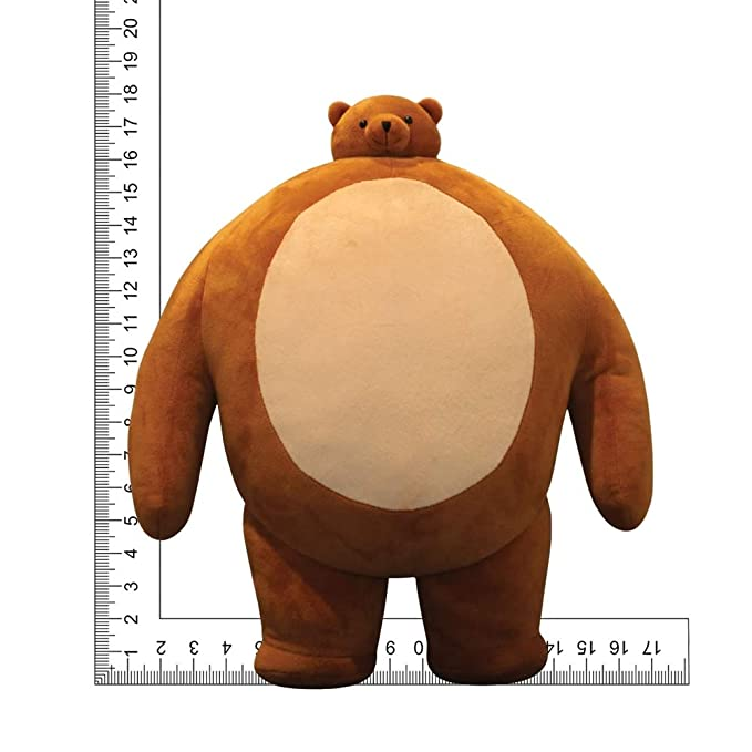 1f646a30 Amazon.com: Tiny Headed Kingdom: Pip 18 Inch, Bears by Go Games: Office  Products