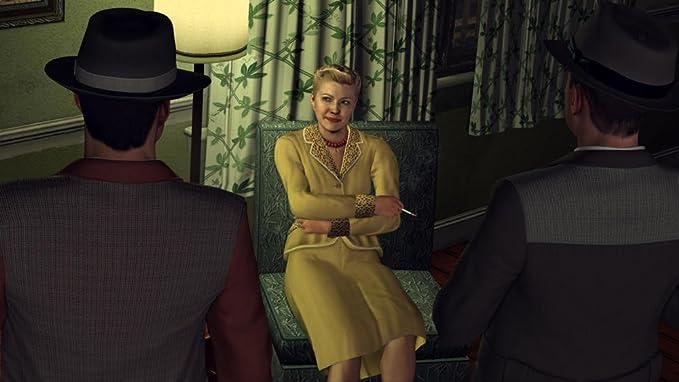L.A. Noire - Xbox One [Importación francesa]: Amazon.es: Videojuegos