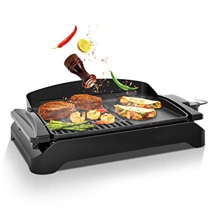 Barbacoa Estufa Smokeless Grill Electric Baking Tray Horno eléctrico Home Kebab Machine Barbecue Pot BBQ (