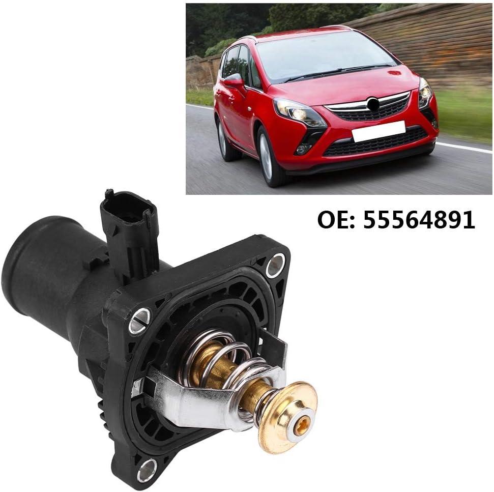 55564891 Termostato con alloggiamento per Chevrolet Opel Vauxhall Aveo Astra J Insignia Mokka Zafira