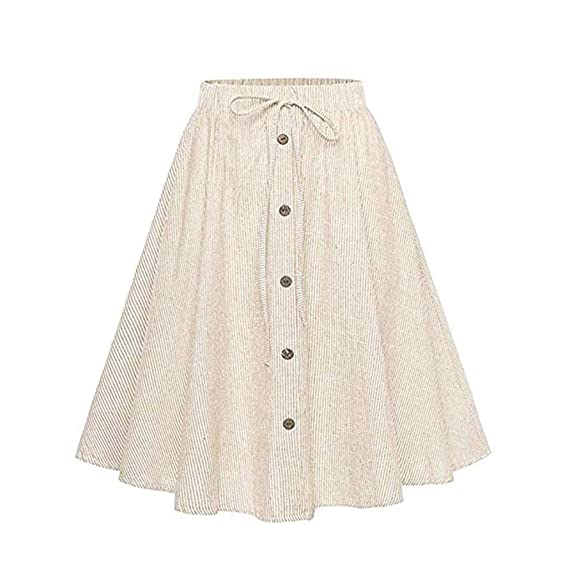 Qijinlook 💖 Faldas largas Mujer Fiesta Elegante 💖, Falda ...