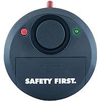 Alarma con diodo detector de rotura de vidrio