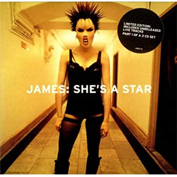 amazon she s a star james ヘヴィーメタル 音楽