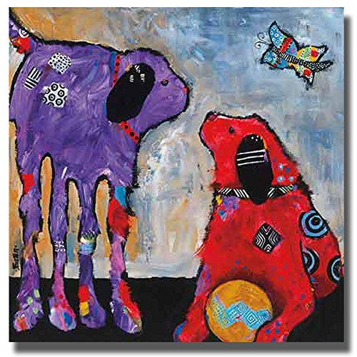 Play Day by Jenny Foster Premium Gallery-Wrapped Canvas Giclee Art (Ready-to-Hang)