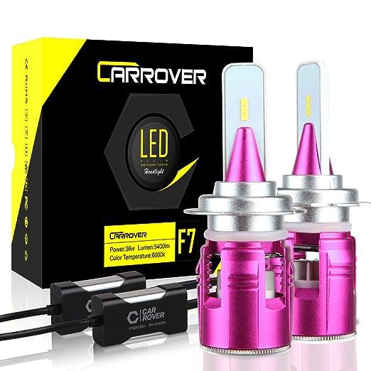 72 opinioni per Lampadine H7 LED 10800LM, Fari Abbaglianti o Anabbaglianti per Auto, Kit