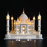 BRIKSMAX Led Lighting Kit for Taj Mahal - Compatible with Lego 10256 Building Blocks Model- Not Include The Lego Set