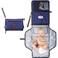 Cambiador Portátil de Pañales para Bebé, CompraFun Kit