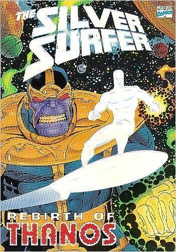 Silver Surfer: Rebirth of Thanos: Amazon.es: Starlin, Jim ...