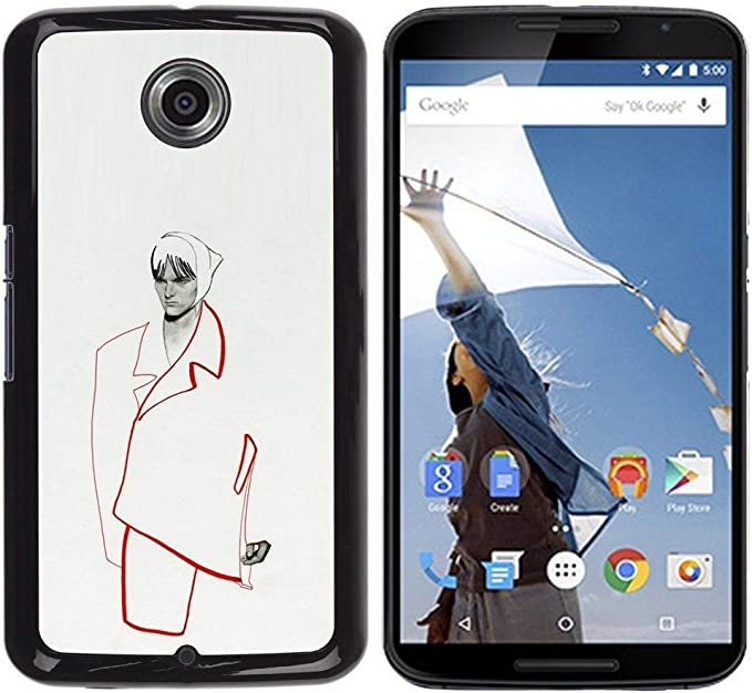 Smartphone Duro PC Carcasa para NEXUS 6/X/Moto X Pro/funda TECELL ...