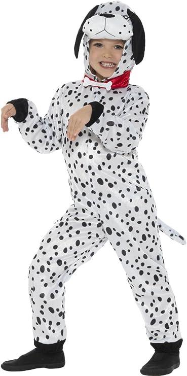 Smiffys Dalmatian - Disfraces de Niño Disfraz - Pequeño - 128cm ...