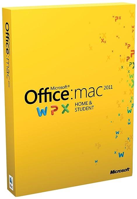 86 opinioni per Microsoft Office Mac Home & Student 2011- ITA (1 Utente, Medialess)