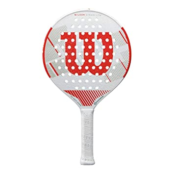 Wilson Steam Lite Countervail Platform Tennis Paddle: Amazon ...