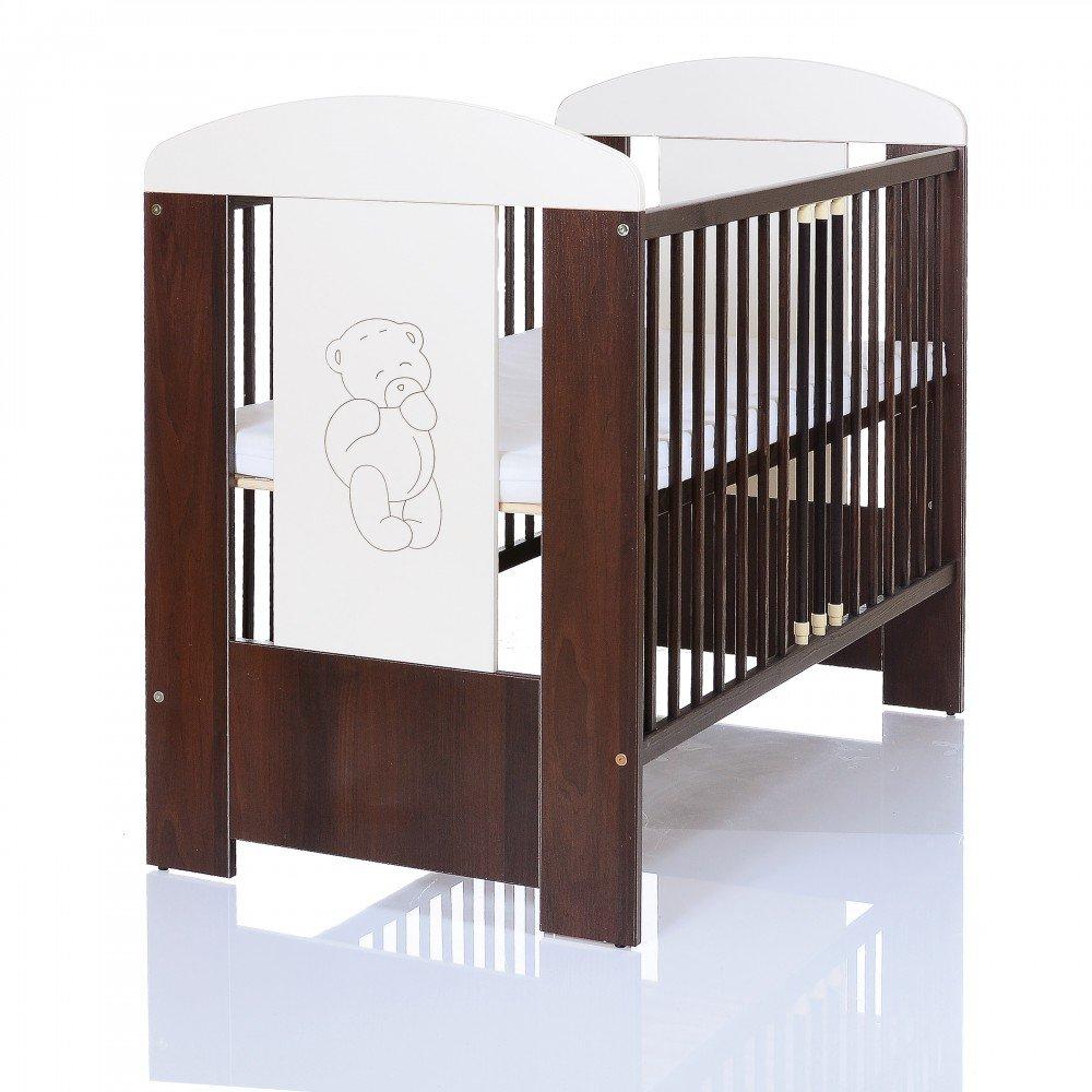 LCP Kids Holz Kinderzimmer Bär Braun Komplett Möbelset: Amazon.de ...