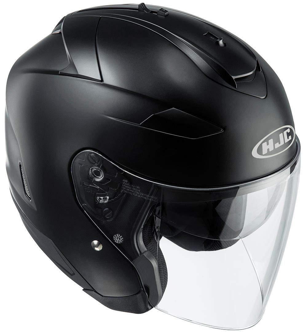 CASCO HJC IS 33 II SEMI FLAT BLACK
