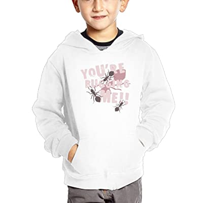 Ant Funny Youth Casual With Pocket Hoodies Hot Tops Pullover Sweatshirts