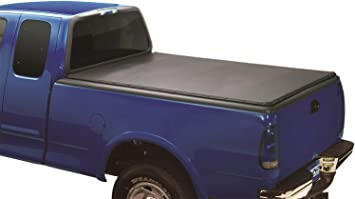 Amazon Com Lund 90036 Genesis Snap Truck Bed Tonneau Cover For 1997 2003 Ford F 150 2004 F 150 Heritage Fits 6 5 Bed Automotive