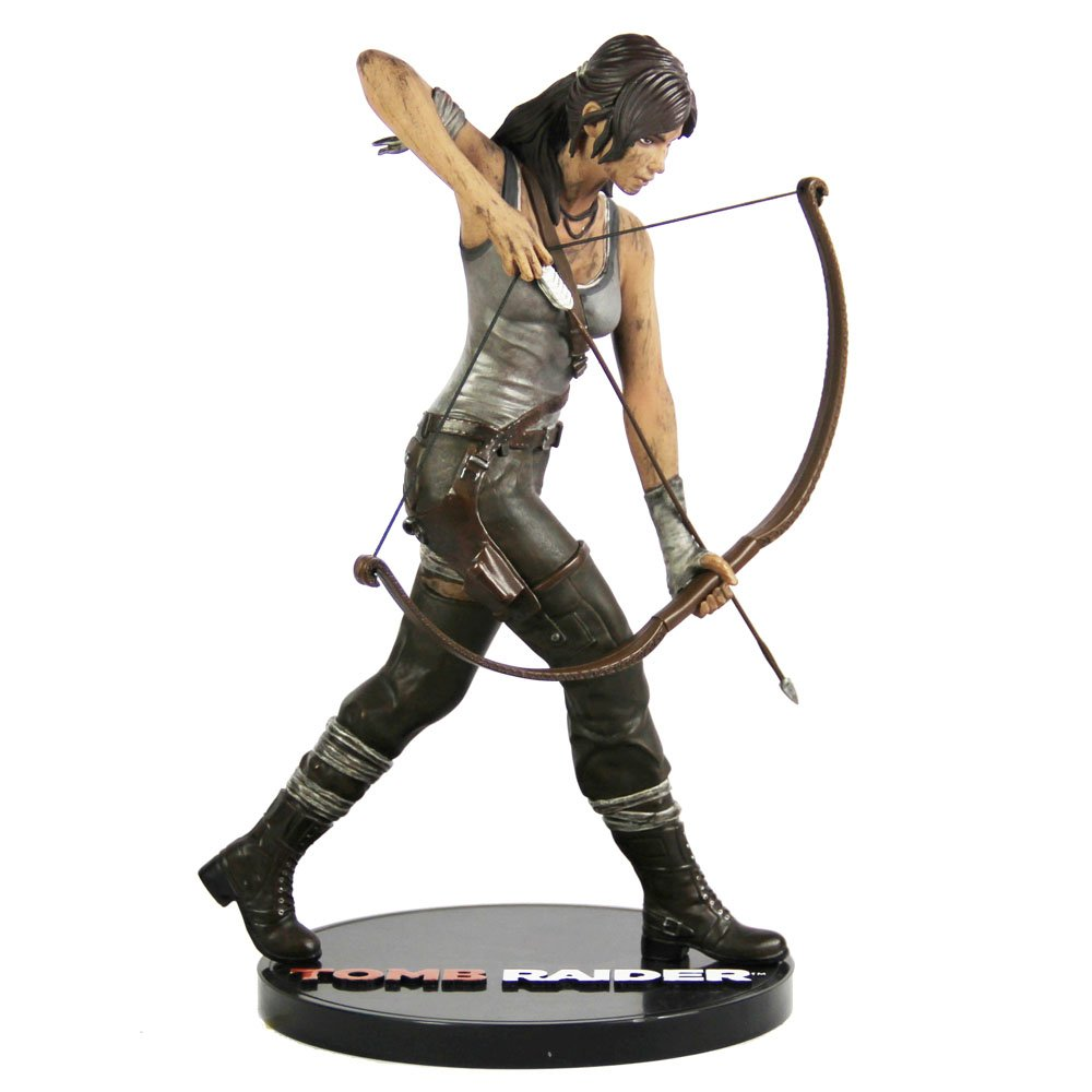 Tomb Raider 'Lara Croft' Collectible 9'' PVC Figure