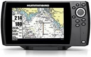 GPS unidad de tarjeta Humminbird Helix 7 G2 AIS: Amazon.es ...
