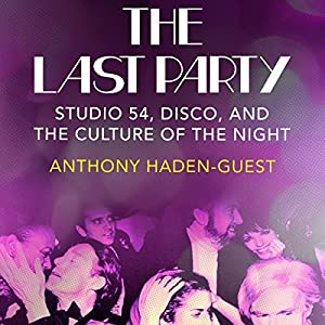 The Last Party Audiobook