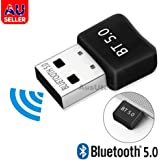 USB Bluetooth Adapter Dongle v5.0 for Desktop Computer PC Laptop PS3 Xbox One