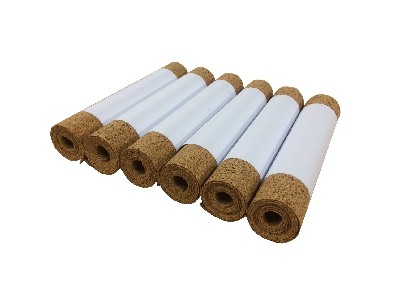 CORK ROLLS - 1 METER X 300 mm - 2 mm Thick - 6 ROLLS SPD UK