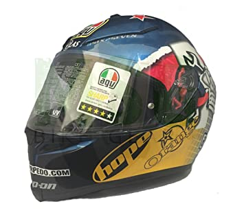Casco de motocicleta AGV K5 Guy Martin 3some