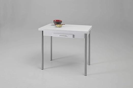 Kit Closet Mesa Cocina Tipo Libro, Blanco: Amazon.es: Hogar