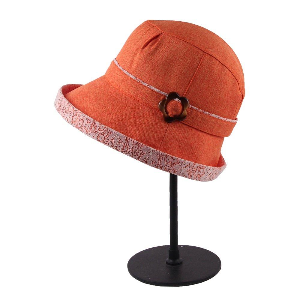 Ying xinguang I Cappelli Estivi da Donna Possono Sun Hat Ladies Possono  Donna Essere piegati per d2116b26f243