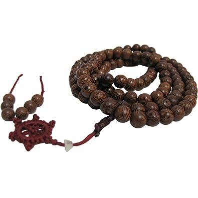 Buddhas Fingerprint Bodhi Seed Meditation Yoga Mala Prayer ...