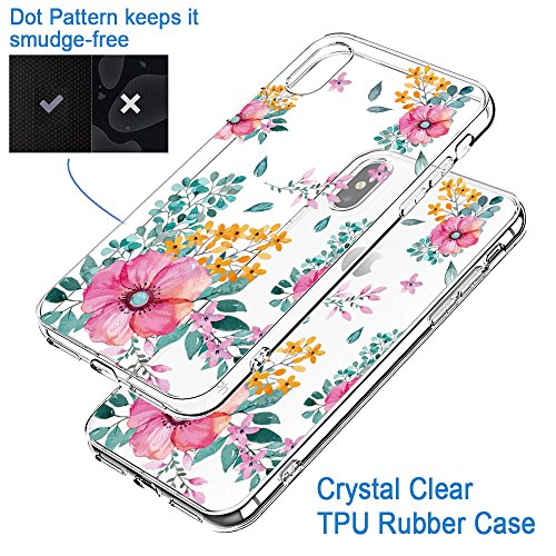Ultra iphone Xr Slim Mince Max Coque Cover 8 Housse Flexible Tpu Pour Anti Anti Souple Fleur Protection scratch Anti Rayure Shell Etui Xs Bumper Iphone Pacyer choc Xs 7FxIXYtY