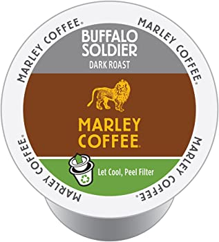 6 Pack Marley Coffee Single Serve K-cup Capsules 24 Count