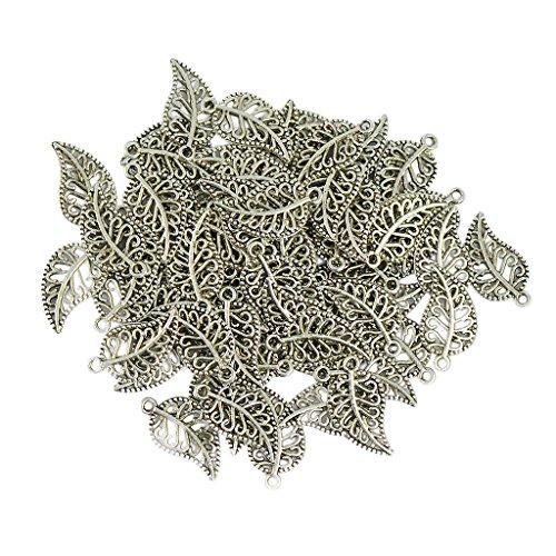 MagiDeal Tibetan Filigree Pendants Jewelry