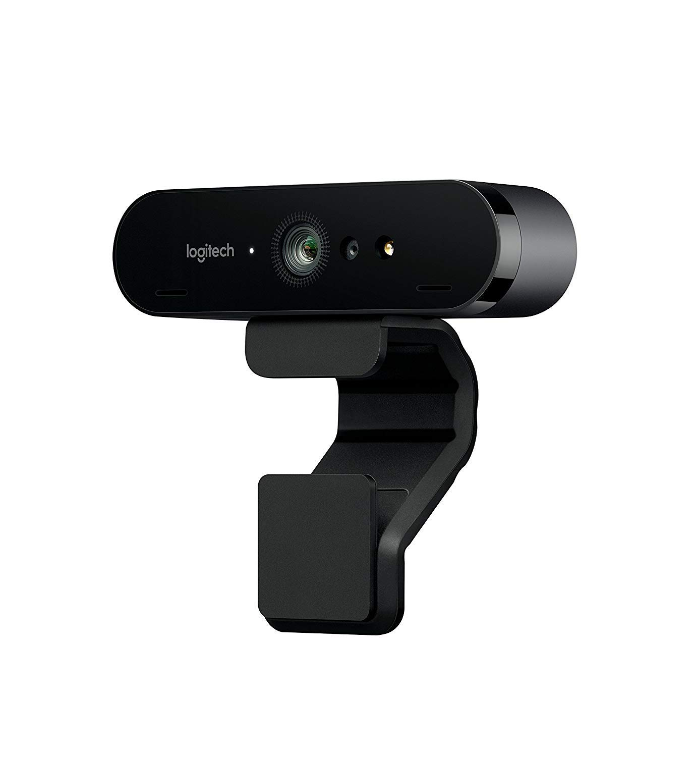Logitech BRIO – Ultra HD Webcam for Video Conferencing, Recording, and Streaming